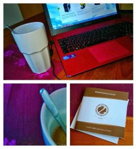 en roman om kaffe.