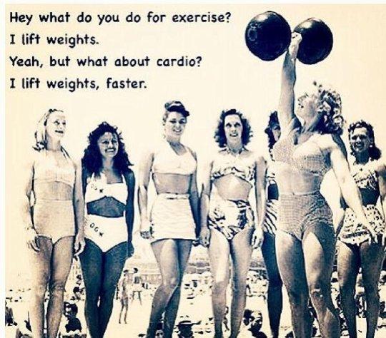 cardioweights